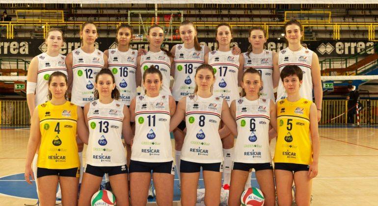 Ancora una sconfitta per l'Alessandria Volley: PlayAsti corsara al Palacima