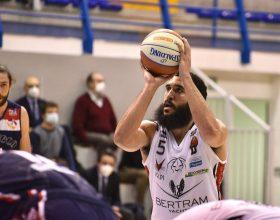 Bertram Derthona si arrende in volata a Piacenza: seconda sconfitta per i leoni