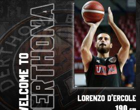Bertram Derthona si rafforza ancora: ecco Lorenzo D'Ercole