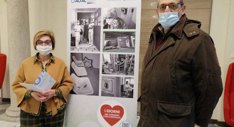 Il Comune di Masio dona duemila euro per il Covid alla Fondazione SolidAl