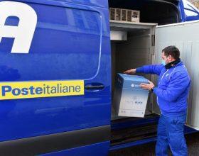 Poste Italiane: consegnate a Tortona 3 mila dosi di vaccino AstraZeneca