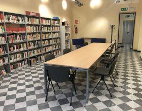Riapre la sala studio della biblioteca di Tortona. Obbligatorio prenotare