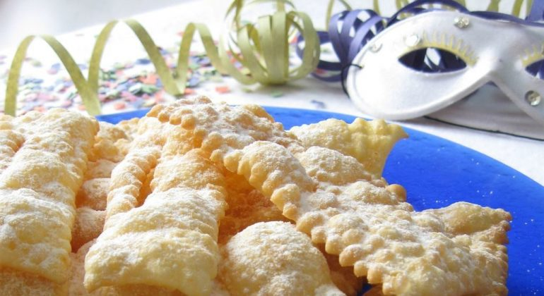Nell'Alessandrino è boom di dolci di carnevale home made