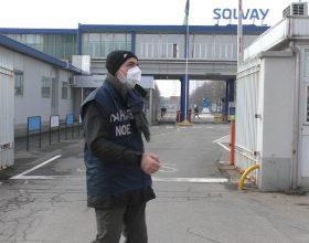 Alla Solvay di Spinetta proseguono le indagini dei Carabinieri del Noe