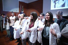 Immagine Tirocini universitari all'Ospedale di Alessandria: lunedì la cerimonia del camice bianco