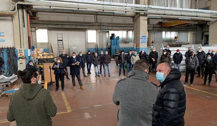 """Luca Gioanola interviene sul caso Cerutti: """"Uniamoci tutti con i lavoratori"""""""