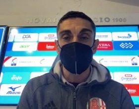 """Alessandria, Longo: """"Forse qualche giocatore non ha ancora capito cosa chiedo"""""""