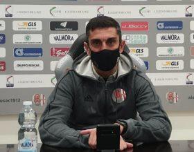 """Longo: """"Juve Under 23 squadra di alto livello. Per batterla servirà la migliore Alessandria"""""""