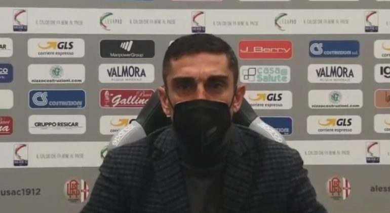 """Longo: """"Partita speciale e sentita col Novara, squadra che non rispecchia la classifica che ha"""""""