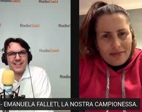 """La grande tennista Emanuela Falleti: """"Iniziai col calcio e, da juventina, rifiutai il Milan!"""""""