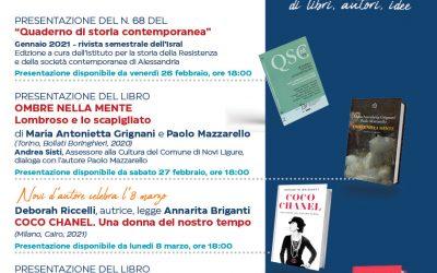 Evento Novi d'autore: il programma delle iniziative