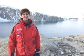 """Immagine Il talento delle donne: Paola Rivaro, """"la signora dei ghiacci"""""""