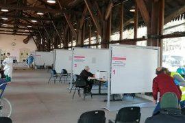 Immagine Covid: oggi vaccinati in Piemonte 6500 ultraottantenni