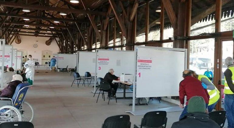 In Piemonte oggi altri 26 mila vaccinati: finora oltre 480 mila hanno fatto il richiamo