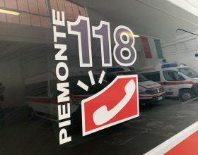 Scontro frontale tra auto e furgone sulla SP334 ad Acqui Terme
