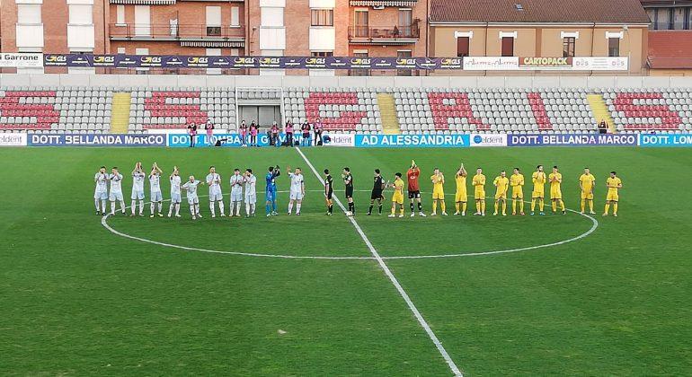 Calcio, Serie C: Alessandria – Carrarese 1-0 (FINALE)