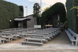 A 65 anni e malata si allontana da casa: ritrovata in preghiera alla grotta di Lourdes