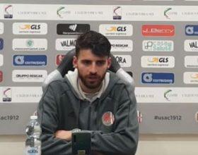 """Alessandria, Di Gennaro: """"I gol nel recupero dimostrano che non molliamo mai"""""""