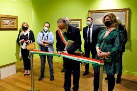 Inaugurata alle Sale d'Arte di Alessandria la mostra dedicata a Pietro Sassi