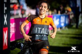 Il talento delle donne: la campionessa di triathlon Marta Menditto