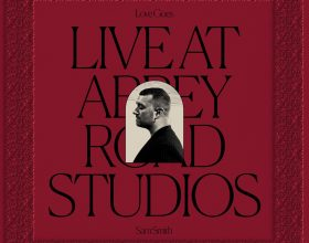 Nuovo album live per Sam Smith: Love Goes: Live At Abbey Road Studios