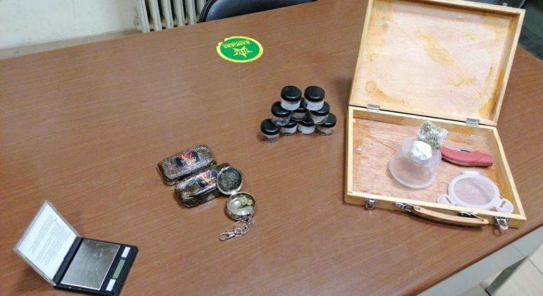 Importava hashish dalla Spagna per spacciarlo: arrestato 22enne tortonese