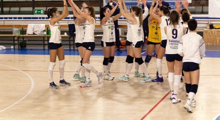 Sconfitta di misura per l'Alessandria Volley nel derby con Valenza