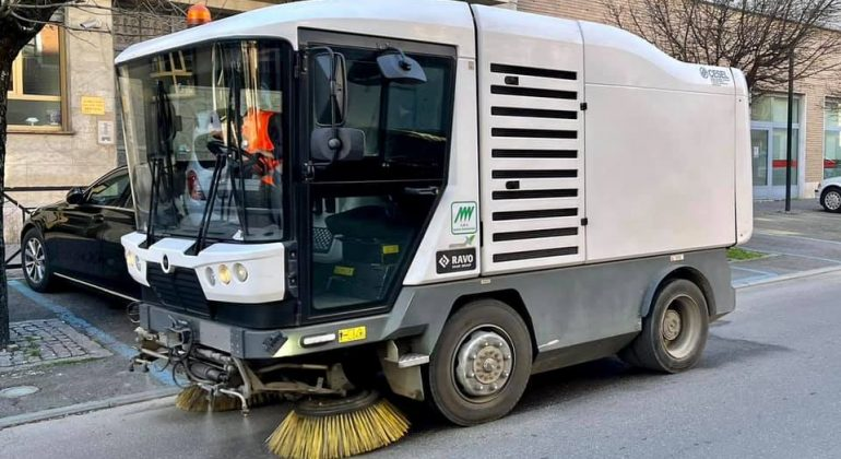 """Amv Igiene Ambientale a Uiltrasporti """"azienda sana e nessun malessere"""""""