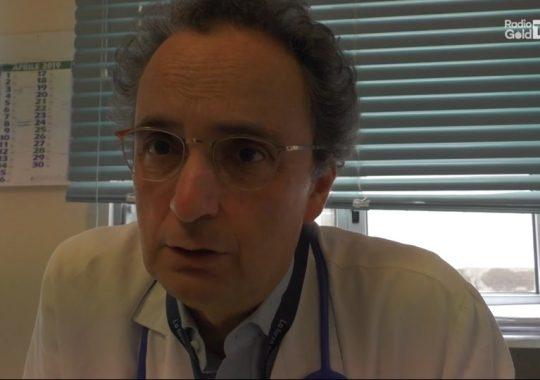 Ospedale Alessandria: approfondimento online col dottor Polla sulle patologie respiratorie