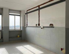 Lavori all'ospedale: entro fine marzo nove nuove camere per degenti covid