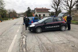 Brilli alla guida: due persone denunciate nel casalese