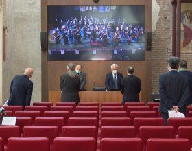"""Bicentenario Moti 1821, Sergio Mattarella alla Fondazione Cral: """"Alessandria fu luogo dell'inizio"""""""