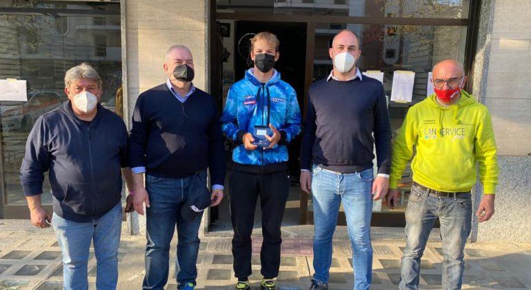 "Ciclismo: Gidas Umbri vince a Valenza. Sindaco: ""Giornata importante per lo sport cittadino"""