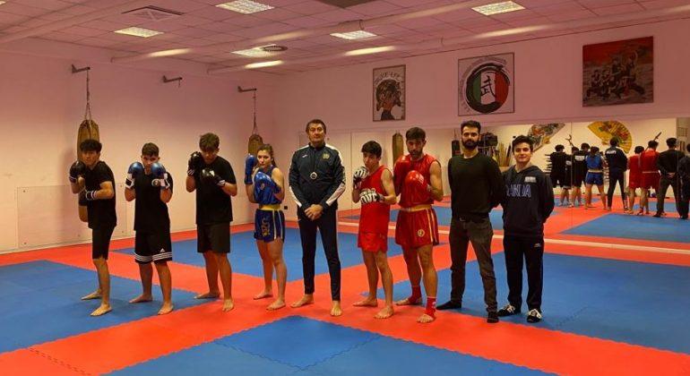 Accademia Wushu Sanda Alessandria: sette ori e un argento nell'ultima gara in modalità online