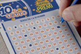 Vincita al Lotto a Novi: fortunato cittadino si aggiudica 25mila euro