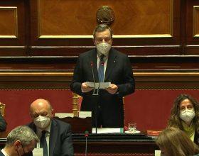 """Draghi: """"Speriamo di riaprire asili e scuole elementari dopo Pasqua, anche in zona rossa"""""""