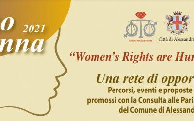 Evento Ad Alessandria prende il via Marzo Donna: una serie di eventi dedicati alle donne