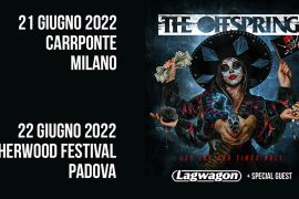 Rinviate al 2022 le date del tour di Offspring e Lagwagon