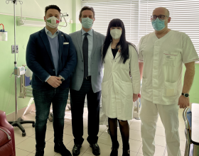 Riaperto il reparto di oncologia a Casale Monferrato