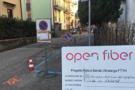 """Assessore Barosini: """"Entro giugno Open Fiber si è impegnata a completare i ripristini"""""""