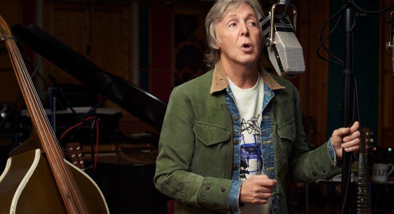 """Paul McCartney: dal 16 aprile la nuova versione di """"McCartney III Imagined"""""""