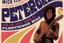 Arriva il concerto tributo a Peter Green e alla band dei Fleetwood Mac