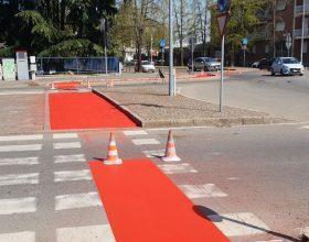 Iniziati i lavori alle piste ciclabili di Alessandria: il video dal quartiere Galimberti