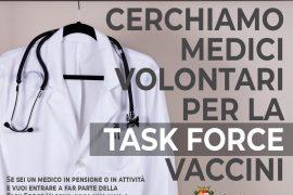 """Covid, l'appello del sindaco di Casale: """"Cerchiamo medici volontari per la task force vaccini"""""""