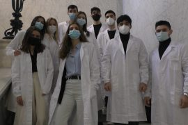 """Ospedale di Alessandria, studenti universitari pronti al tirocinio: """"Un sogno che si avvera"""""""