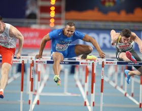 Atletica leggera: super Paolo Dal Molin, bronzo europeo nei 60 ostacoli