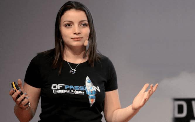 Il talento delle donne: l'imprenditrice hi-tech Valeria Cagnina