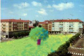 """Valenza: """"Là dove c'è un parcheggio starebbe bene un grande prato verde"""""""