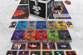 Gli Yes celebrano con un box da 30 cd il 30° anniversario dell'Union Tour