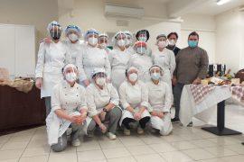 Al Santa Chiara di Tortona gli allievi della scuola di pasticceria sorprendono con il cake design e la pasticceria
